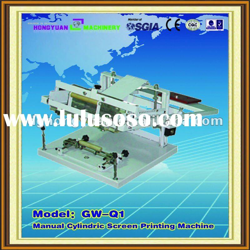 Manual Silk Screen Printing Machine