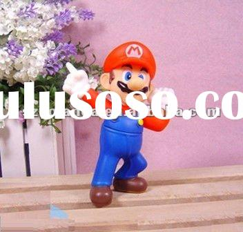 NDS Nintendo Super Mario Bros Action Figure Free Shipping Paypal