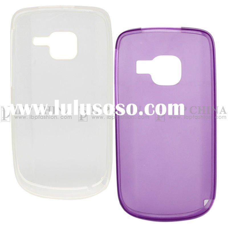 New Arrival High Quality Cell Phone TPU Case for Nokia C3