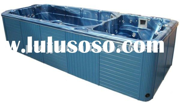 New High Quality Acrylic Outdoor Hot Tub Spa, Whirlpool with CE & FCC PFDJJ-8910