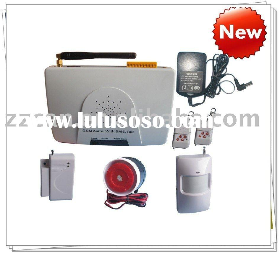 New Model wireless GSM SMS Home alarm system SC-899
