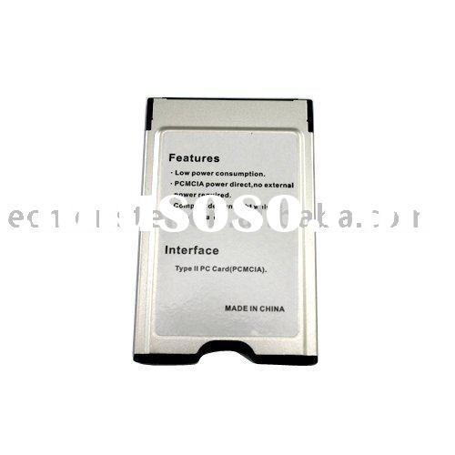 PCMCIA SM/MS Pro/SD/MMC PC Memory Card Reader 5 in 1