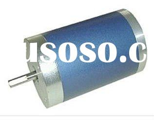 Permanent magnet DC electric motor 0.015 - 1.5 HP, 250 - 5 000 rpm Carter Motor