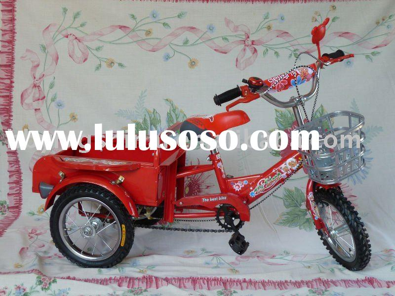 Salable kids tricycle