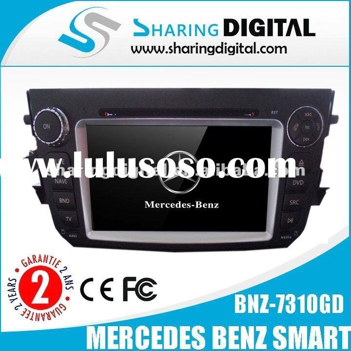 Mercedes benz dvd gps for w220 w215 with tmc digital tv for Mercedes benz tracking system