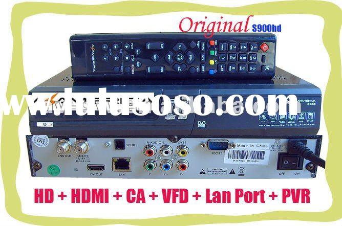 Upgrade decoder AZ AMERICA S900 HD Receiver