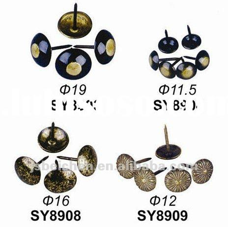 Upholstery Nails, Bubble Nails, Decorative Nails, Furniture Accessories, Hardware Fasteners