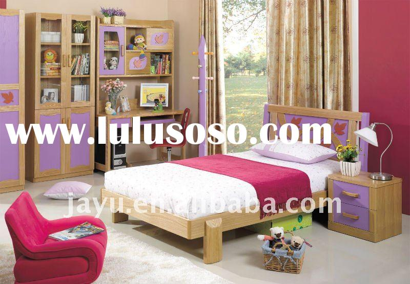 Veneer Children furniture sets/Kid furniture/Bedroom set/Model:2015