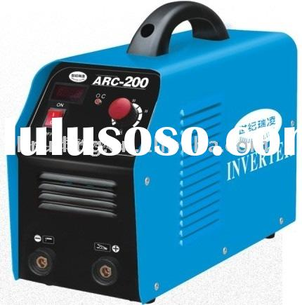 WELDING MACHINE(INVERTER ARC WELDING EQUIPMENT)