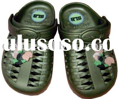 Wholesale Ben 10 Beach Slippers shoes For Kids F0155