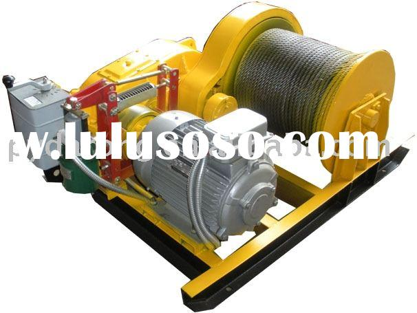 Wire Rope Winch 3Ton