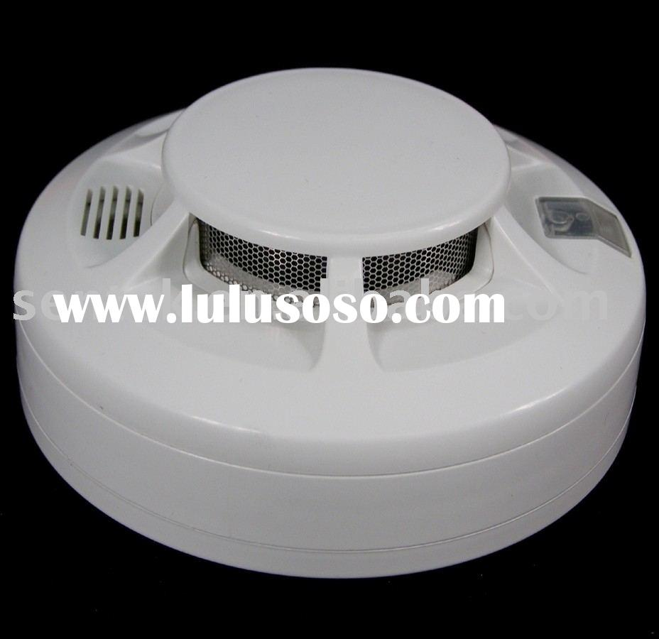 wireless addressable photoelectric smoke alarm detector for sale price china manufacturer. Black Bedroom Furniture Sets. Home Design Ideas