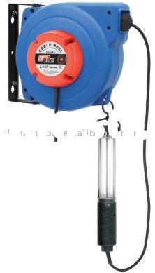 """""""NEW"""" cable reel drum with transformer inside"""