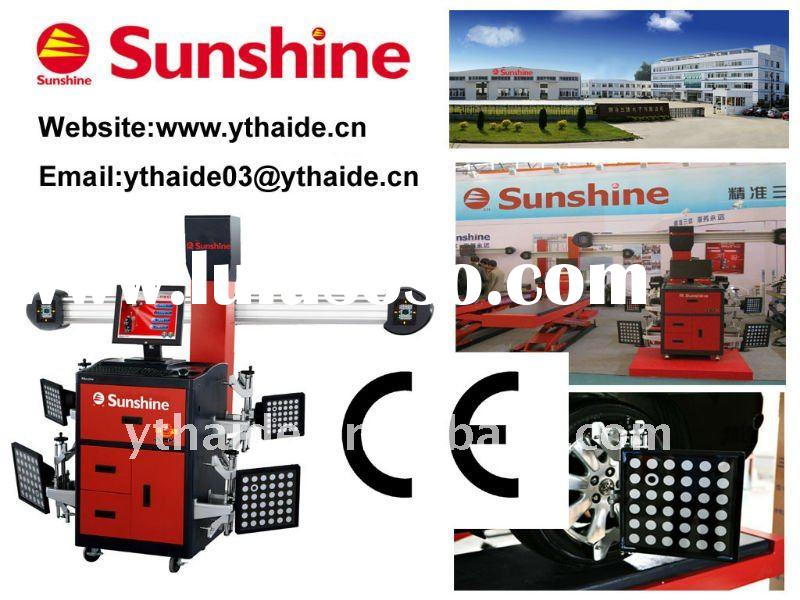 **SUNSHINE rim repair equipment with CE (SX-G6)