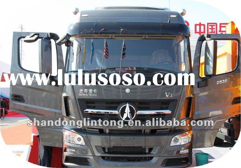 beiben tractor with trailer V3 benz technology