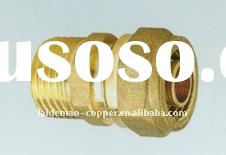 brass pex-al-pex pipe fittings-straight