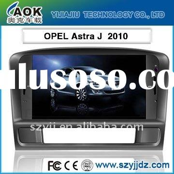 car dvd player speical for OPEL Astra J 2010 car audio playwith high resolution digital touch screen