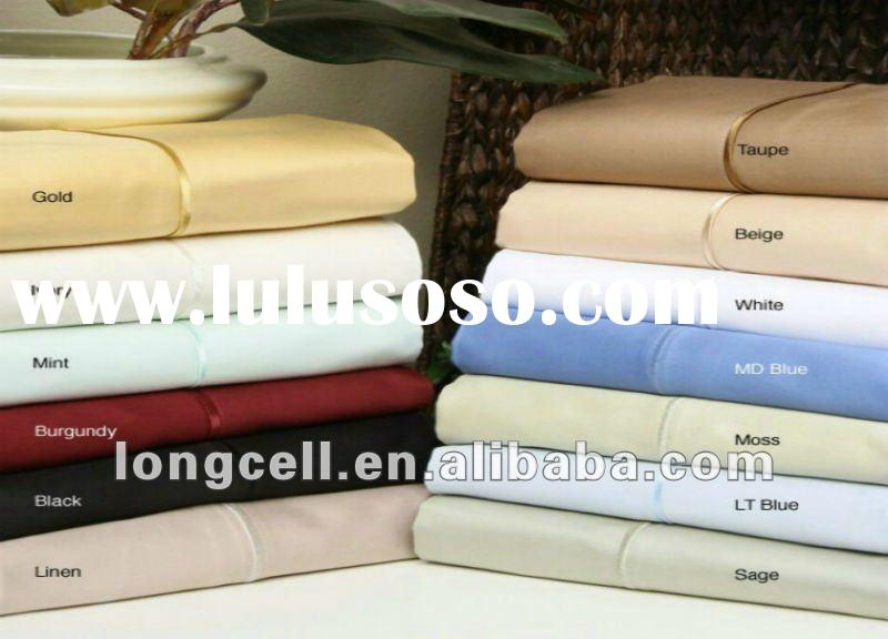 cheap microfiber bed sheet set