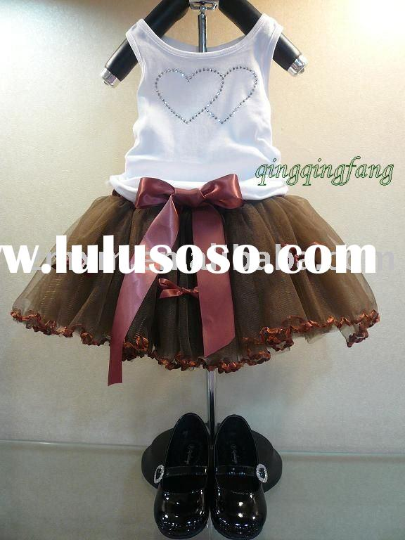 cheap price high quality customised-size tutu Pettiskirt L65