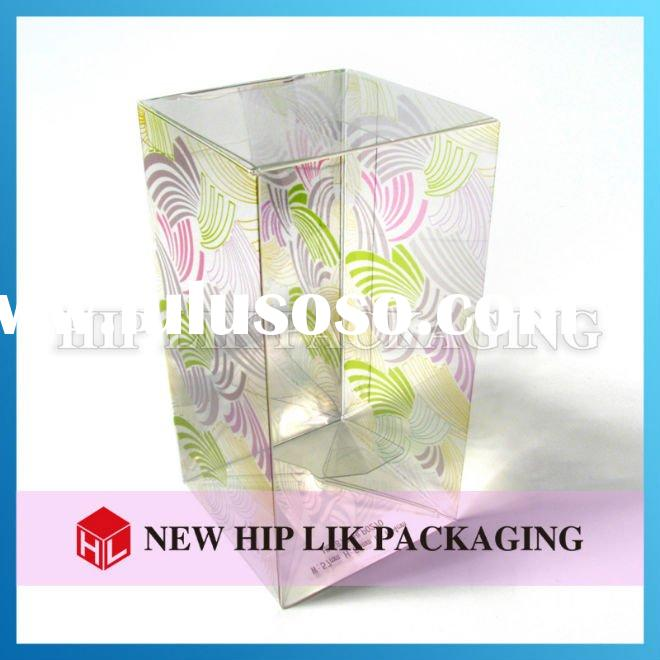 clear plastic cake boxes