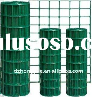 electro galvanized welded wire mesh 2x2