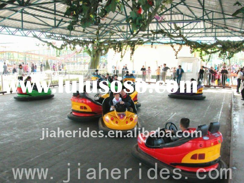 happy playground equipment bumper car for sale