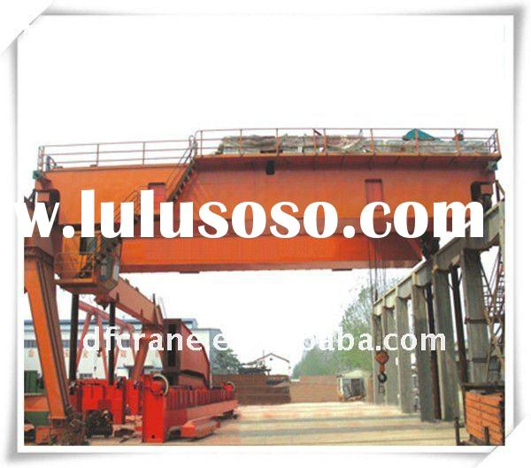 heavy duty double girder overhead hoisting equipment