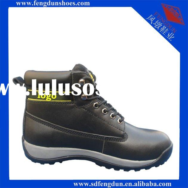 hot sale leather safety shoes FC002