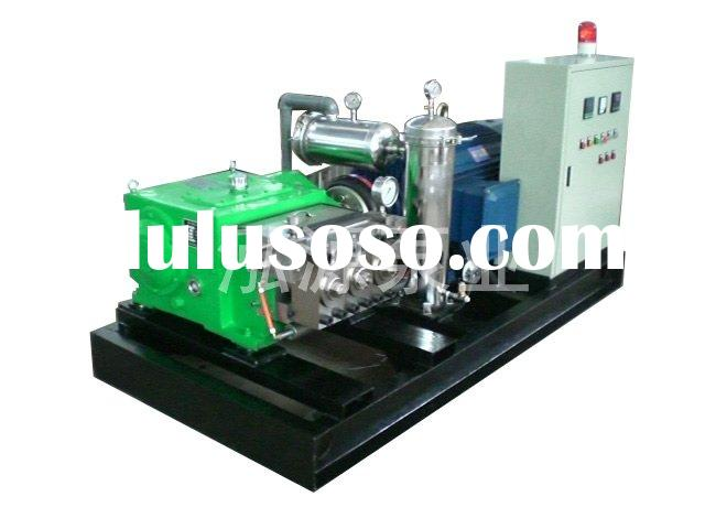 industry cold water high pressure washer