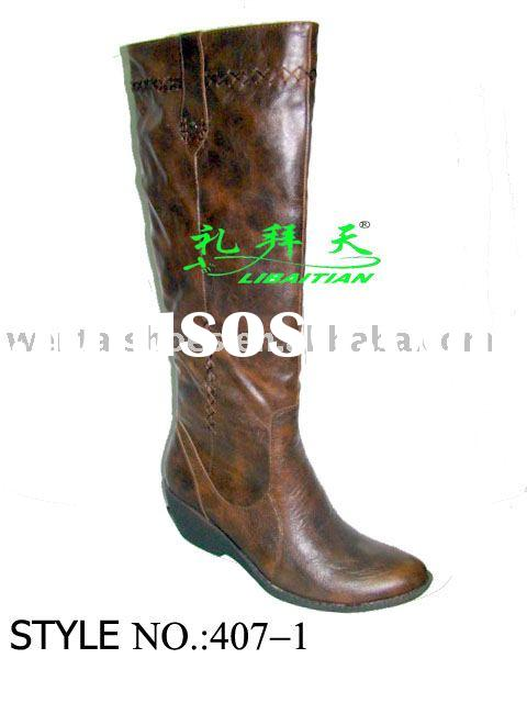 italian style leather boots