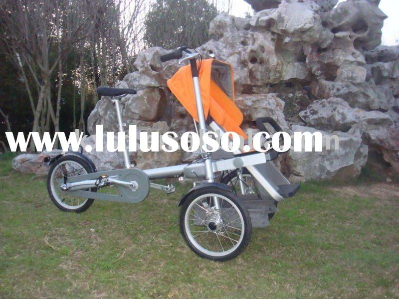 kangaroo bike, new design baby stroller, mother and child cycle