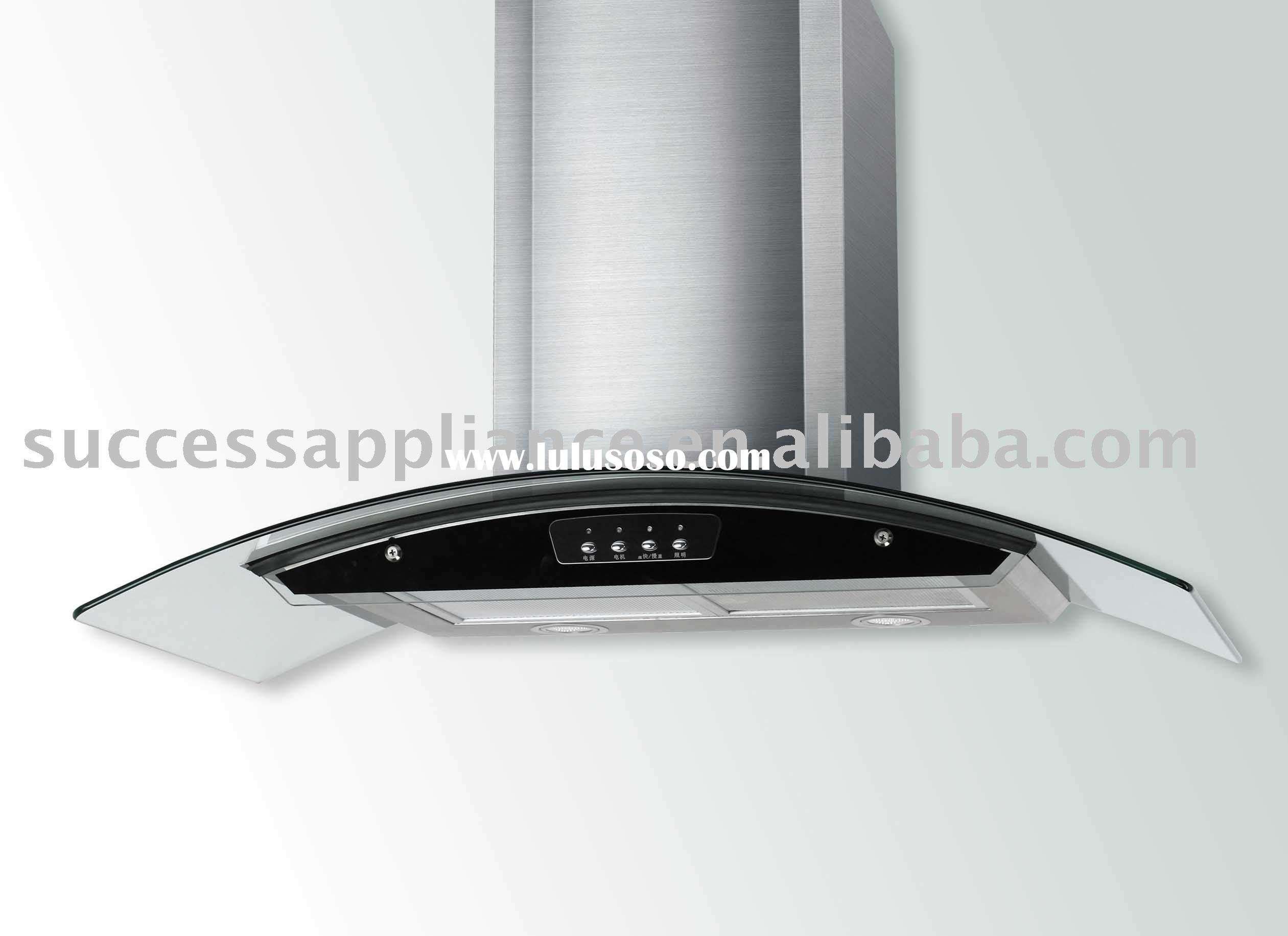 China Kitchen Hood ~ Kitchen cooker hood flexible duct for sale price china