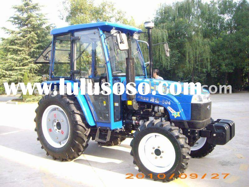 low price compact Tractor front loader with 4in1 bucket