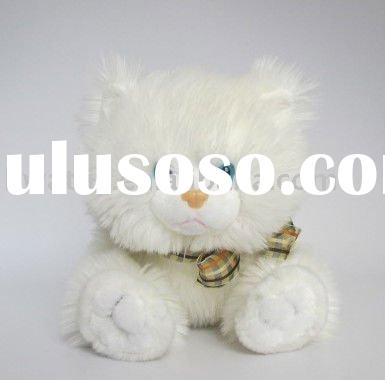 plush animal toy-plush cat