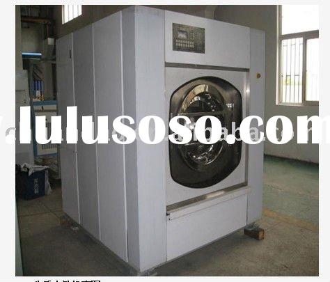 steam heating 30kg laundry washer extracto/ hospital washing machine