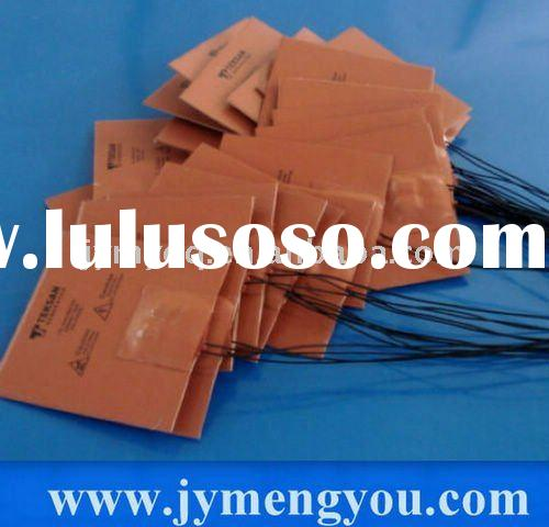 12v Flexible Electric Rubber Industrial Heating Element Mat CE Verified