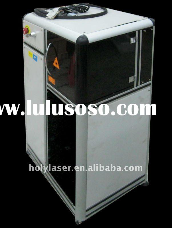 2011 new model 3D super Mini high frequency laser engraving machine for crystal stores