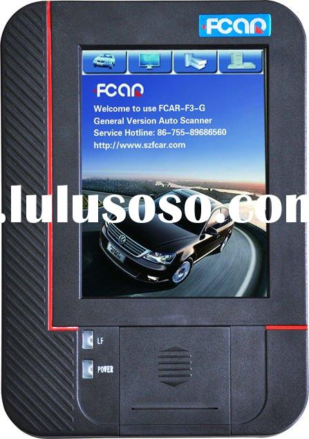 2012 Free update F3-G Universal Car and Truck Auto Diagnostics Scanner Factory direct