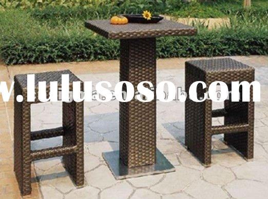 2012 Hot sale modern synthetic rattan furniture
