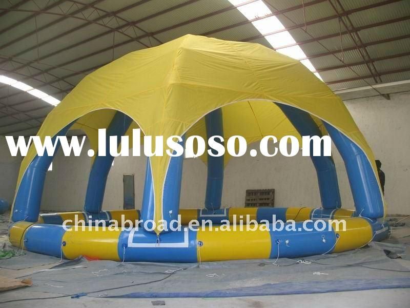 2012 Hot-selling inflatable lake toys (YCD-001 6X6m/8x8m)