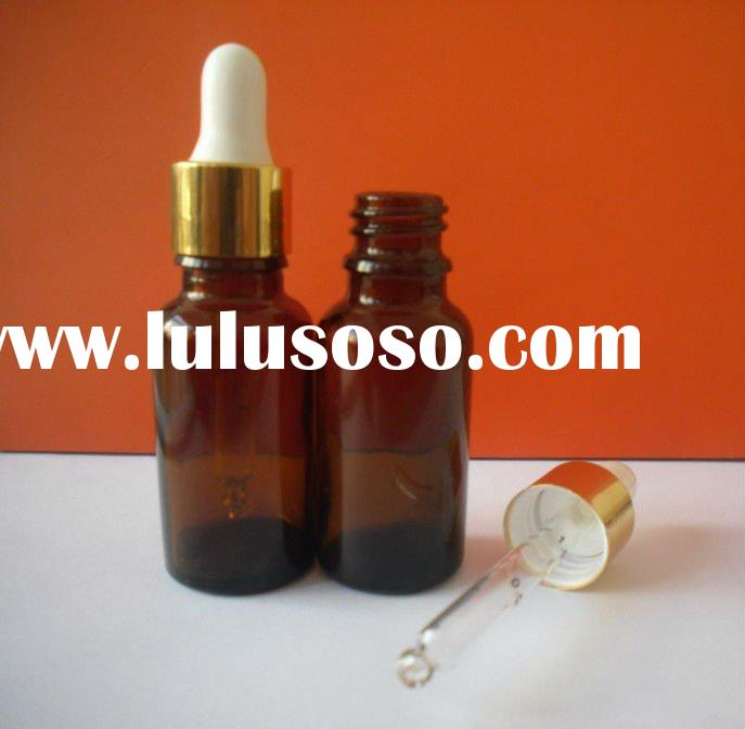 20/30ml amber essential oil bottle