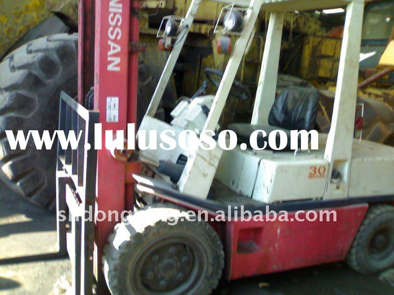 3T Used Japan Nissan Forklift