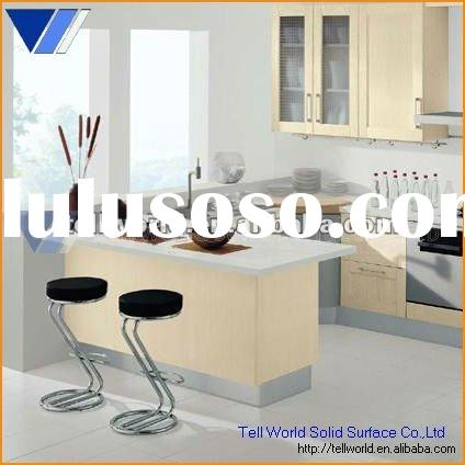 Artificial marble stone kitchen counter top