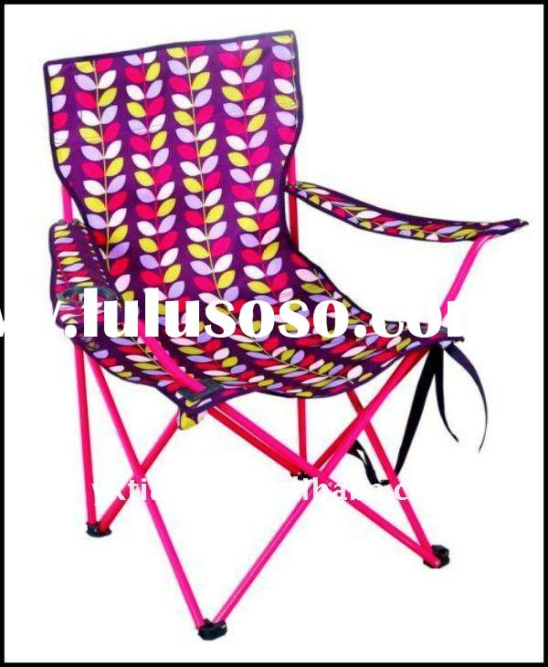 Best-selling fashion cup-holder folding beach chair