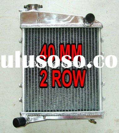 FOR AUSTIN ROVER MINI COOPER 86 87 88 89 90 91 AUTO PARTS ALLOY aluminum RACING radiator