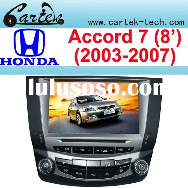 HONDA ACCORD 7 /Honda Old accord (2003-2007) Car DVD Player