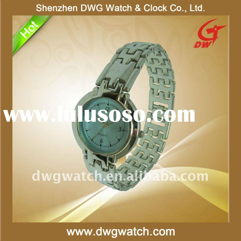 Hot Alloy Watch with Square Case DWG--M103