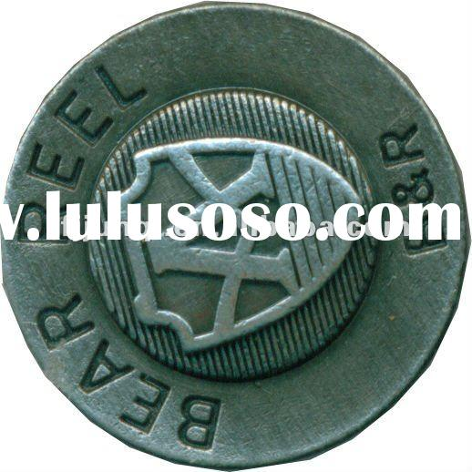 Metal coat buttons with high quality,low price