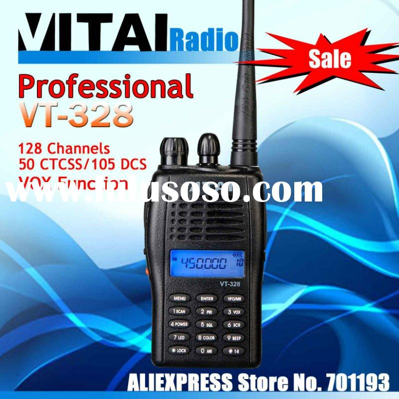 Nice Appearance and Cheap Price UHF Hand Held Radio (VT-328)