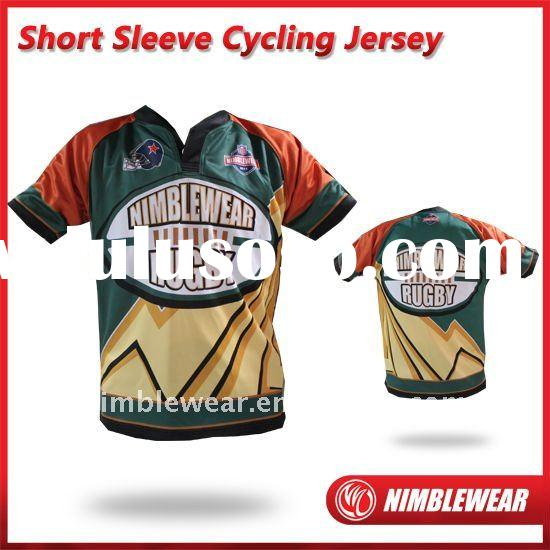 Nimblewear Sublimated Custom Rugby Jersey/Rugby Shirts